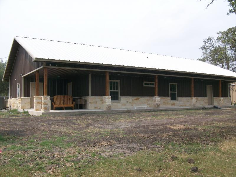 Metal Frame Homes Victoria Amp Rockport Tx Rafter J