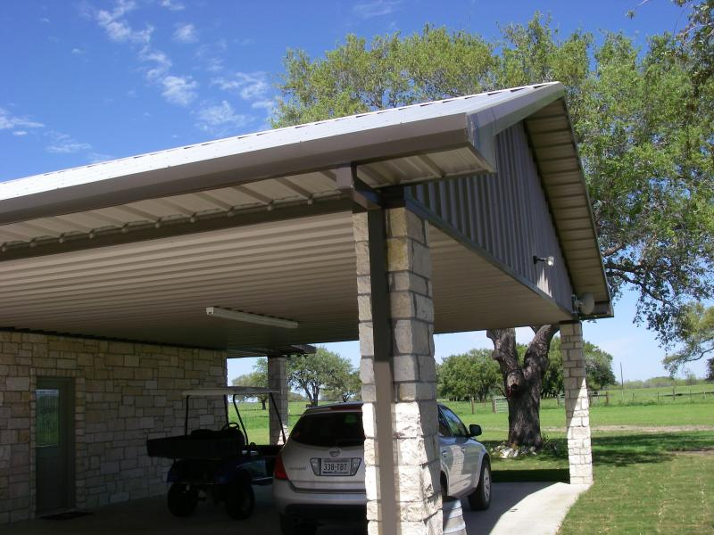 Metal Frame Homes | Victoria & Rockport, TX | Rafter J Construction